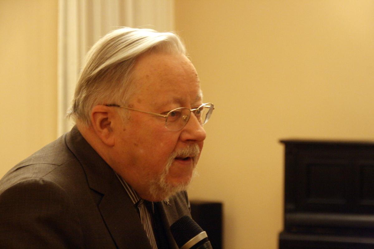 Prof. Vytautas Landsbergis