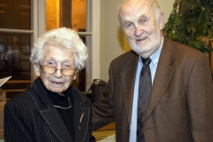 R. Bukaveckienė ir A. Nedzelskis